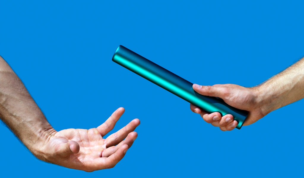 Pass on the Baton at the ROCB Europe