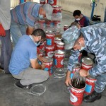 Successful Operations by Azerbaijan Customs that Prevent an Attempt to Smuggle more than 660.4 Kilograms of Drugs