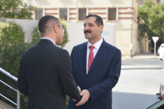 His Excellency ÖZORAL Visits ROCB Europe