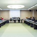 Рабочая группа по Бергенскому соглашению проводит свое первое заседание в Европейском Региональном Офисе ВТамО по инст