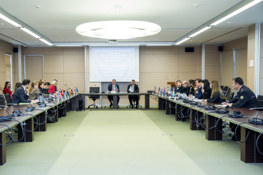 Working Group on Bergen Agreement Holds its First Meeting at the ROCB Europe