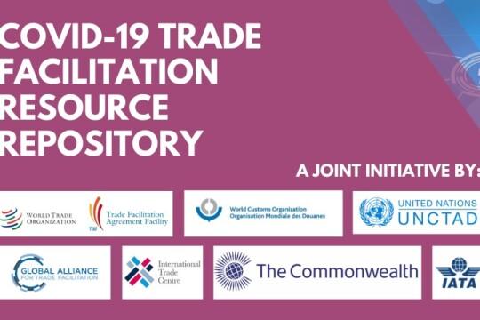 COVID-19 Trade Facilitation Repository Launched