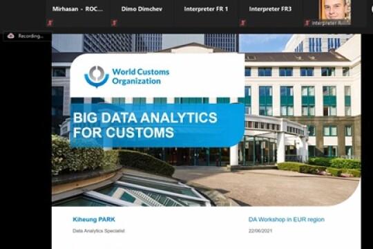 WCO Regional Workshop on Data Analytics Successfully Delivered