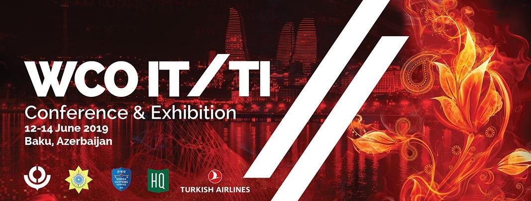 WCO IT/TI Conference & Exhibition 2019
