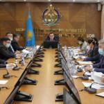 Республика Казахстан и Китай рассматривают работу контрольно-пропускных пунктов