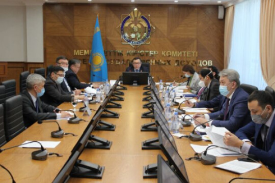 Republic of Kazakhstan and China Review the Functioning of Checkpoints