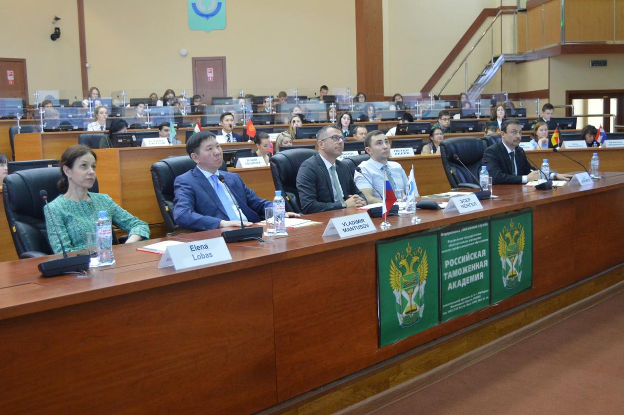 ROCB Europe and Russian Customs Academy Sets the Stage for Cooperation