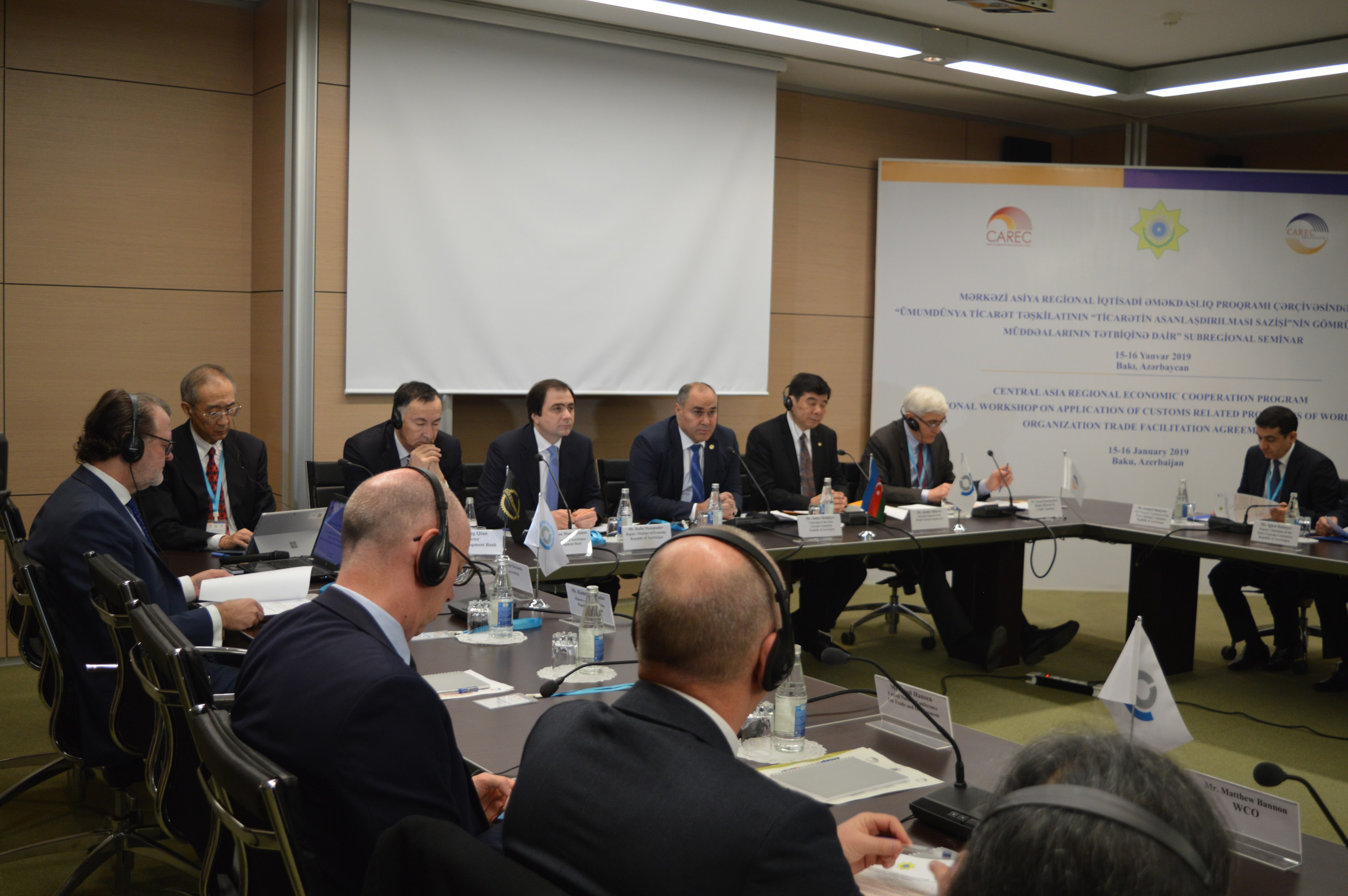 Secretary General of the WCO Mr. Kunio Mikuriya Visits the Regional Office for Capacity Building