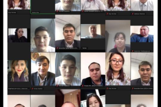 Time Release Study Webinar for Kazakhstan