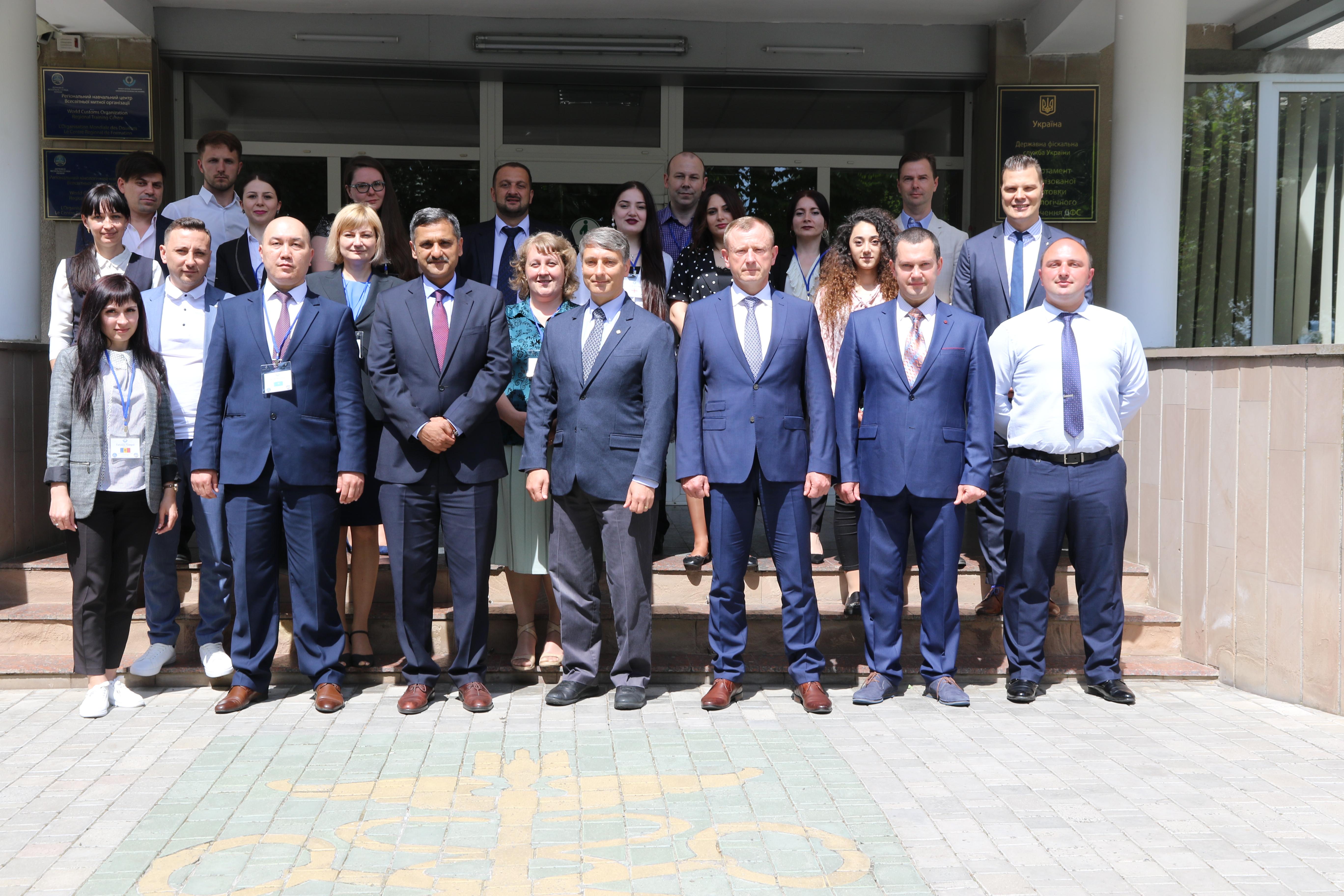 RTC Khmelnytskyi Hosts Train the Trainers Workshop