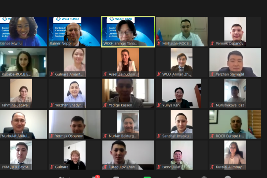 Virtual National Workshop on Post-Clearance Audit for Kazakhstan Successfully Delivered