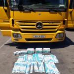 Azerbaijan Customs Seizes Undeclared Medicinal Goods